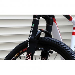 1 Pair Bicycle Fork Crown Protection Sets Mountain Bike Riding Mountain Road Safe Clean