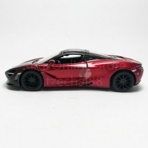 Kinsmart 1:36 Die-cast McLaren MSO 720S Car Model with Box Collection