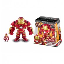 Jada 6.5 inch Iron Man Hulkbuster M132 The Avengers: Age of Ultron Die-Cast Metalfigs Model Collection