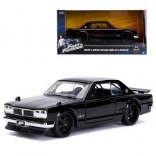 Jada Fast & Furious 5 1:32 Diecast Brian's Nissan Skyline 2000 GT-R Car Model Collection