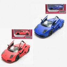 Kinsmart 1:36 Die-cast Lamborghini Murcielago LP640 Matte Car Model with Box Collection