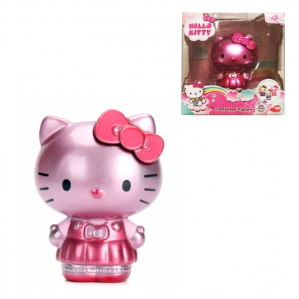 Dickie Toys Sanrio Hello Kitty 2.5 inch Die-cast Metal Action Figure Pink Model Collection